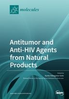 Special issue Antitumor and Anti-HIV Agents from Natural Products book cover image