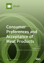 Special issue Consumer Preferences and Acceptance of Meat Products book cover image