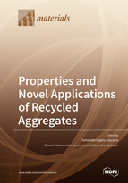 Special issue Properties and Novel Applications of Recycled Aggregates book cover image