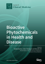Special issue Bioactive Phytochemicals in Health and Disease book cover image