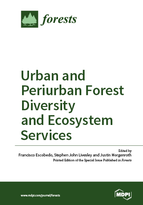 Special issue Urban and Periurban Forest Diversity and Ecosystem Services book cover image
