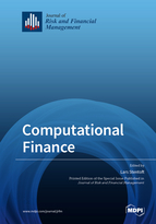 Special issue Computational Finance book cover image