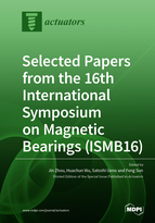 Selected Papers from the 16th International Symposium on Magnetic Bearings (ISMB16)