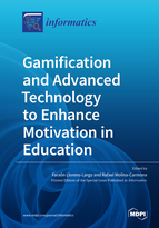 Special issue Gamification and Advanced Technology to Enhance Motivation in Education book cover image