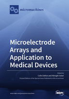 Special issue Microelectrode Arrays and Application to Medical Devices book cover image