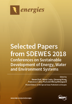 Special issue Selected Papers from SDEWES 2018 Conferences on Sustainable Development of Energy, Water and Environment Systems book cover image