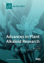 Special issue Advances in Plant Alkaloid Research book cover image