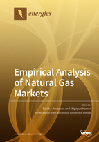 Special issue Empirical Analysis of Natural Gas Markets book cover image
