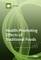 Special issue Health-Promoting Effects of Traditional Foods book cover image