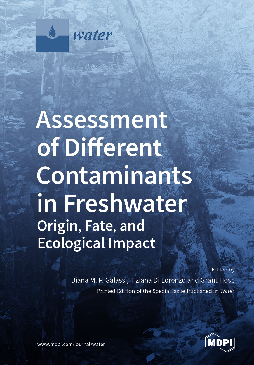 Assessment of Different Contaminants in Freshwater