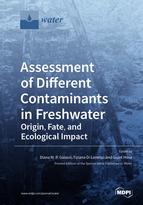 Special issue Assessment of Different Contaminants in Freshwater: Origin, Fate, and Ecological Impact book cover image