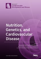Special issue Nutrition, Genetics, and Cardiovascular Disease book cover image