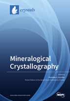 Special issue Mineralogical Crystallography book cover image