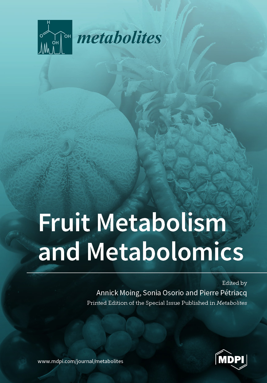 Fruit Metabolism and Metabolomics