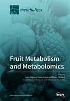 Special issue Fruit Metabolism and Metabolomics book cover image