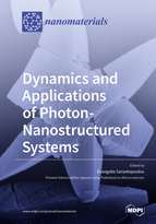 Special issue Dynamics and Applications of Photon-Nanostructured Systems book cover image