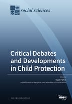 Special issue Critical Debates and Developments in Child Protection book cover image