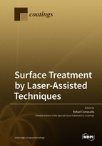 Special issue Surface Treatment by Laser-Assisted Techniques book cover image