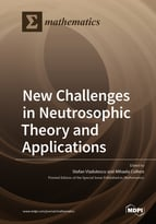 Special issue New Challenges in Neutrosophic Theory and Applications book cover image