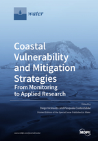 Special issue Coastal Vulnerability and Mitigation Strategies: From Monitoring to Applied Research  book cover image