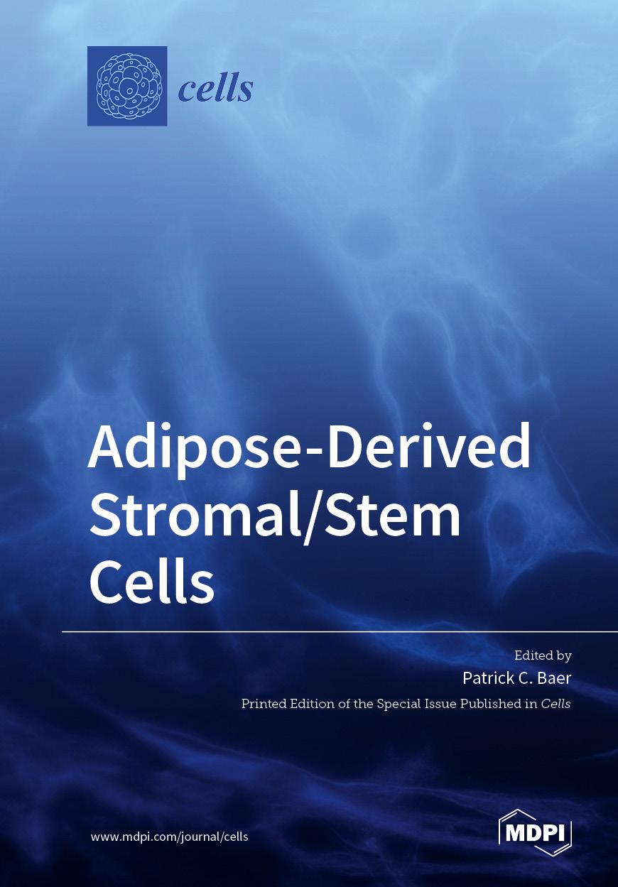 Adipose-Derived Stromal/Stem Cells