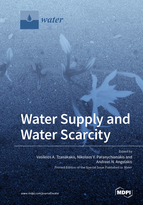 Special issue Water Supply and Water Scarcity book cover image