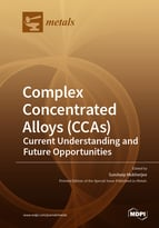 Complex Concentrated Alloys (CCAs)