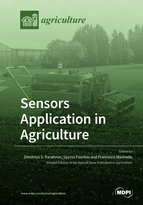 Special issue Sensors Application in Agriculture book cover image