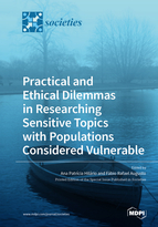 Special issue Practical and Ethical Dilemmas in Researching Sensitive Topics with Populations Considered Vulnerable book cover image