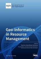 Special issue Geo-Informatics in Resource Management book cover image