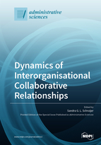 Special issue Dynamics of Interorganisational Collaborative Relationships book cover image
