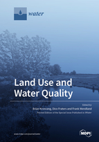 Special issue Land Use and Water Quality book cover image