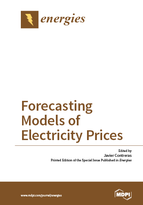 Special issue Forecasting Models of Electricity Prices book cover image