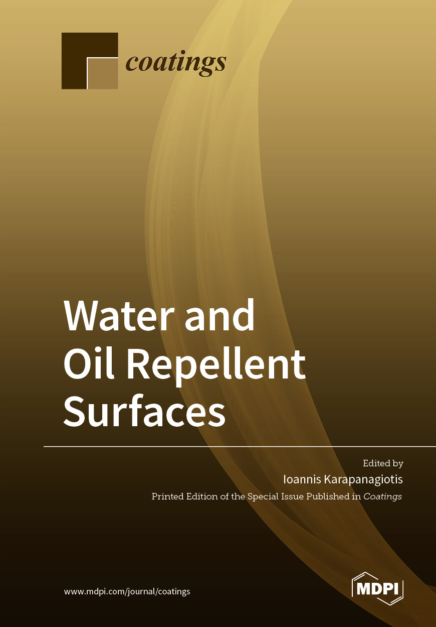 Water and Oil Repellent Surfaces
