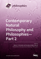Special issue Contemporary Natural Philosophy and Philosophies - Part 2 book cover image
