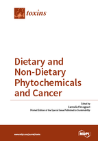 Special issue Dietary and Non-Dietary Phytochemicals and Cancer book cover image