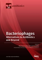 Special issue Bacteriophages: Alternatives to Antibiotics and Beyond book cover image