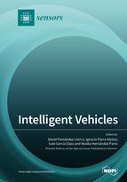 Special issue Intelligent Vehicles book cover image