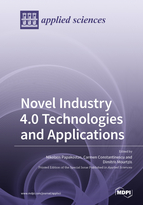 Special issue Novel Industry 4.0 Technologies and Applications book cover image