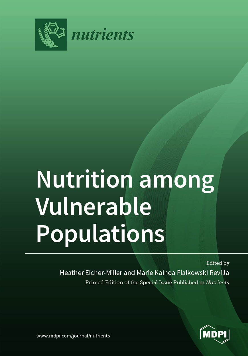 Nutrition among Vulnerable Populations