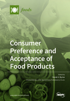 Special issue Consumer Preference and Acceptance of Food Products book cover image