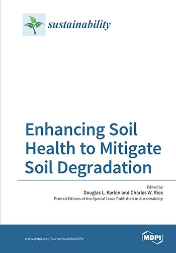 Enhancing Soil Health to Mitigate Soil Degradation