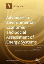 Special issue Advances in Environmental, Economic and Social Assessment of Energy Systems book cover image