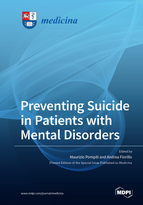 Special issue Preventing Suicide in Patients with Mental Disorders book cover image