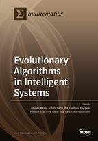 Special issue Evolutionary Algorithms in Intelligent Systems book cover image