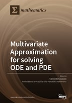 Multivariate Approximation for solving ODE and PDE