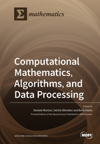 Computational Mathematics, Algorithms, and Data Processing