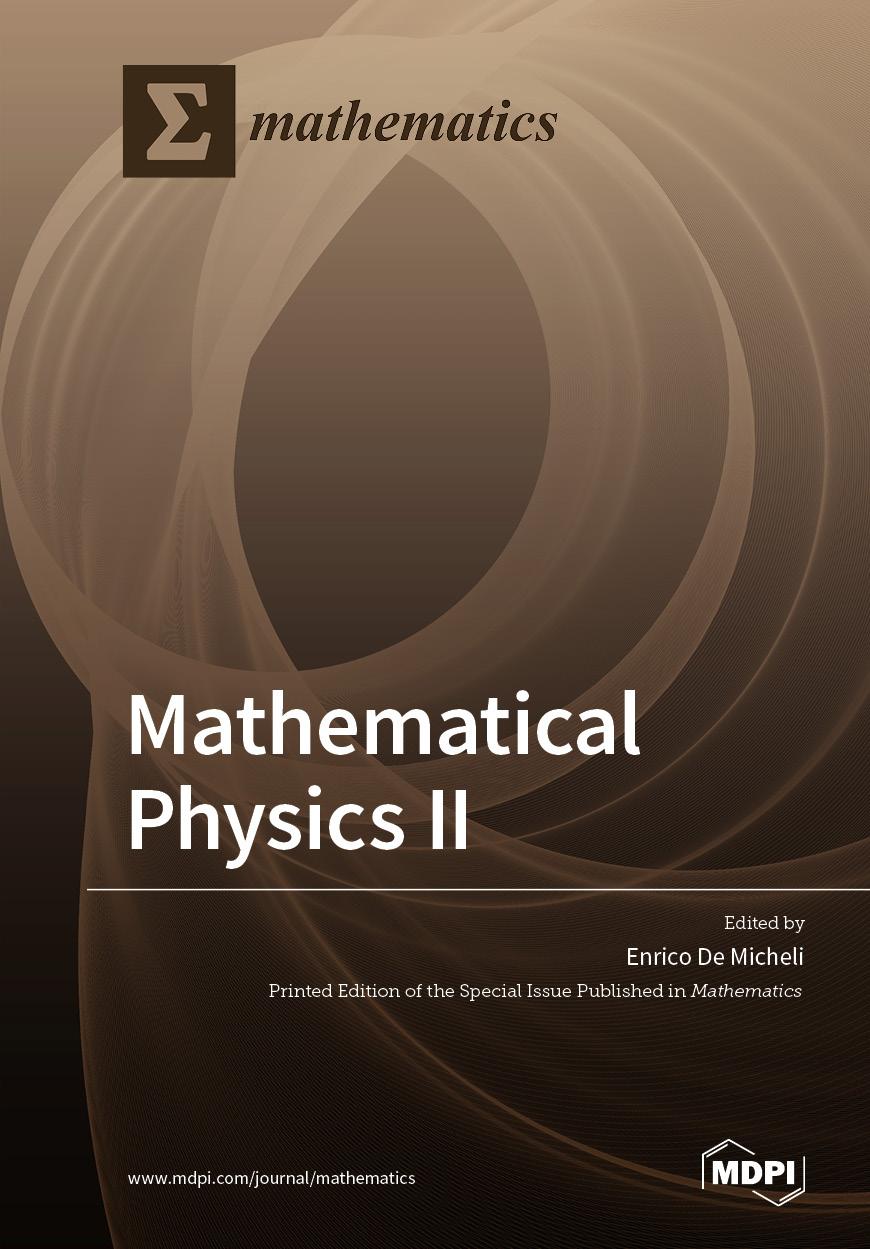 Mathematical Physics II