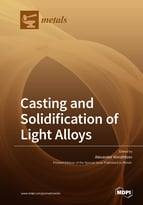 Special issue Casting and Solidification of Light Alloys book cover image