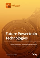 Special issue Future Powertrain Technologies book cover image